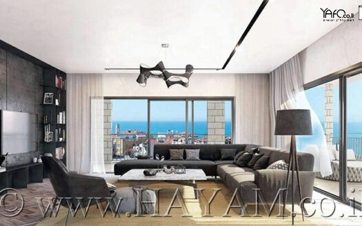 Luxury apartments in Jaffa
