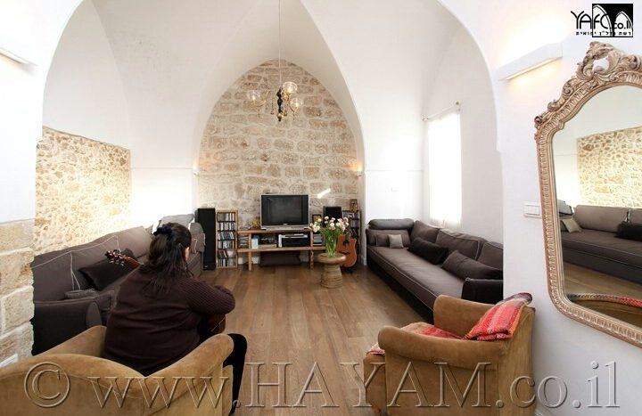 דירה אותנטית ביפו העתיקה
