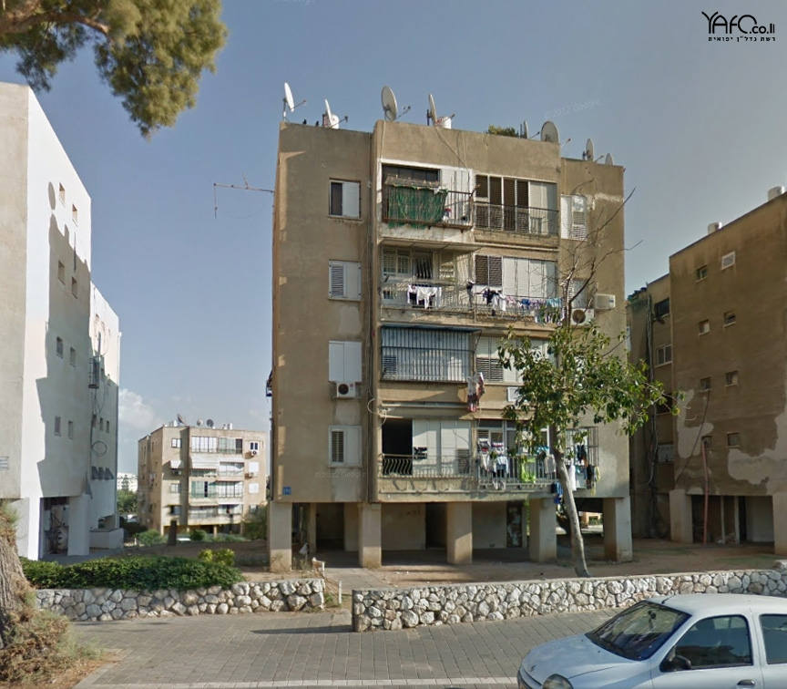 Apartment for sale in South Jaffa, Belle 191 Bailiff
