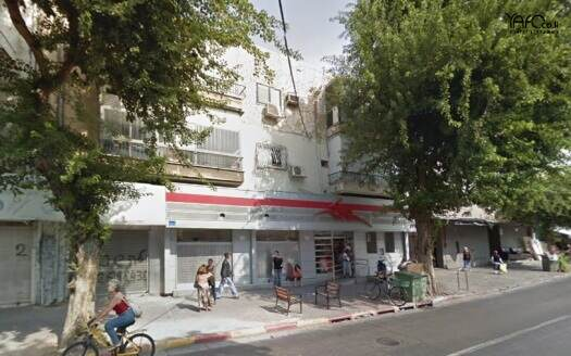 Commercial property for rent in Tel Aviv whole way 115