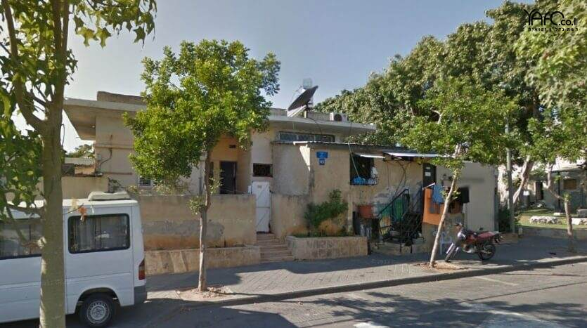 House for sale in Jaffa